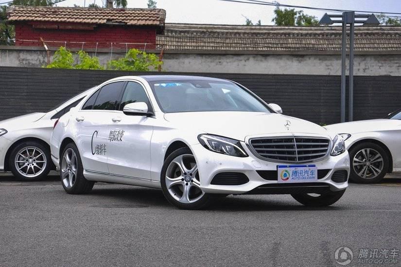 [腾讯行情]秦皇岛 奔驰C级购车优惠4.5万
