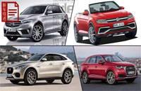 近期海外全新SUV预览 特斯拉SUV下月首发