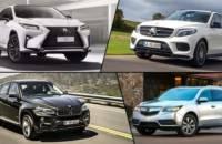 四款进口中大型SUV车型推荐 全能精英座驾