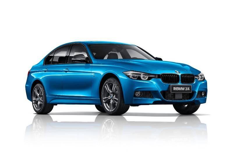 豪华质感强势升级 创新科技更具锋芒--新BMW 3系动感上市