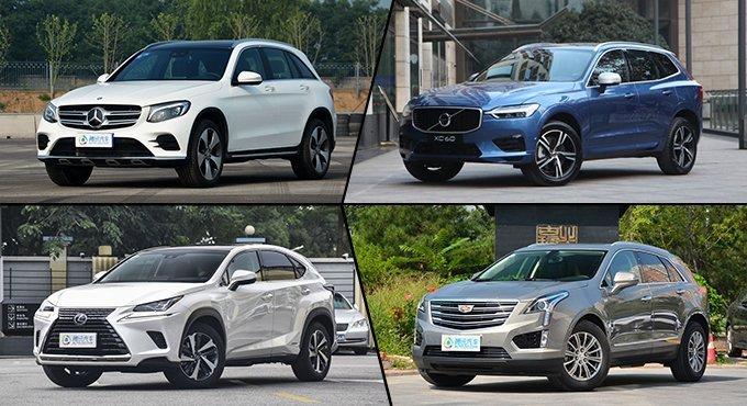 造型/科技/豪华感 这些中型SUV统统有