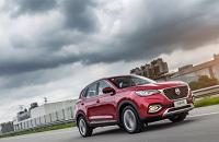 对标昂科威、CR-V 名爵HS公布预售价格区间为17-21万 发布两款顶配车型配置