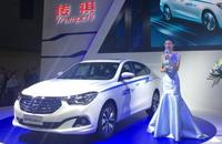 传祺GA6 PHEV插电混动版亮相广州车展