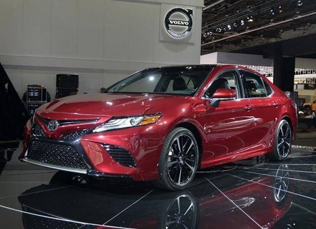 广汽丰田全新凯美瑞预计4月上海车展发布
