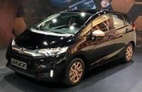 本田飞度Spotlight特别版车型亮相巴黎车展