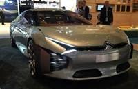 CXPERIENCE概念车亮相 雪铁龙下一代旗舰车