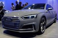 奥迪新一代S5 Sportback发布 百米加速4.7秒