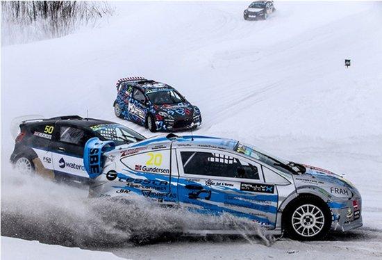 固铂轮胎欧洲公司确认冠名冰雪X挑战赛