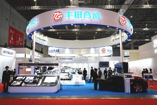 丰田合成参展2019上海车展 助力发展电动车与自动驾驶技术