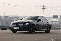 奔驰E级优惠高达5.8万元