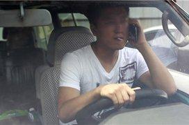 开车打电话比酒驾危险五倍