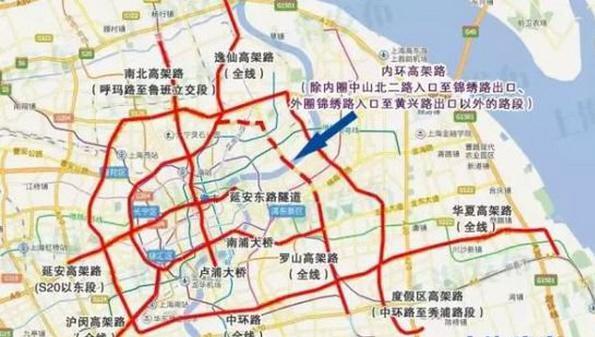 上海市交通委:外牌限行政策明年4月或进一步调整