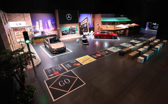 智行,享未来 梅赛德斯-奔驰CES媒体科技日探索未来出行可能