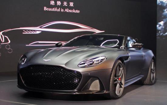 阿斯顿马丁旗舰超级GT跑车DBS Superleggera发布