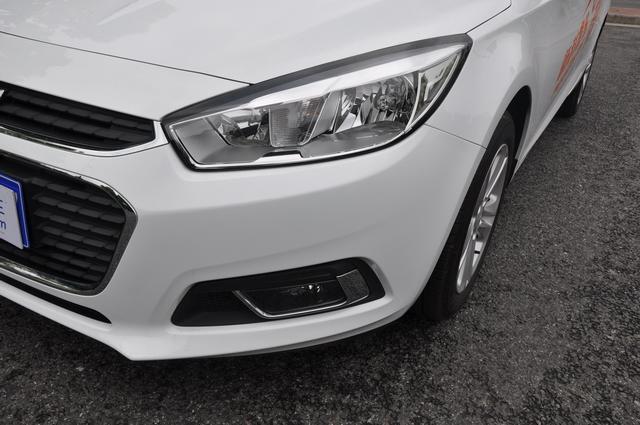 车超所值 试驾2015款新科鲁兹1.4T DCG豪华版