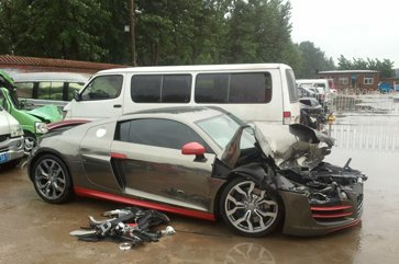 看轮胎能鉴别事故车