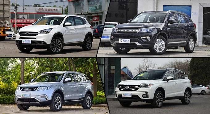 [导购]热销自主SUV 传祺GS4/瑞虎7等降1.2万元