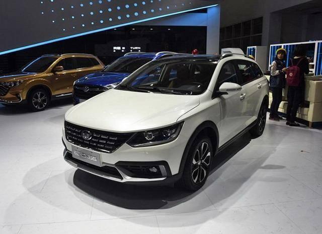 骏派CX65预售价为7-9万 将于5月17日上市