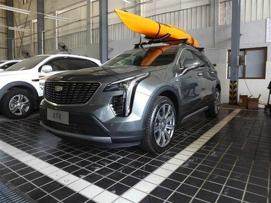此刻 正当燃 凯迪拉克XT4 新豪华运动SUV 新车上市