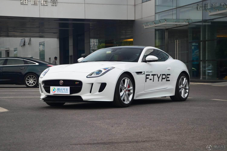 [腾讯行情]绍兴 捷豹F-TYPE最高优惠11万