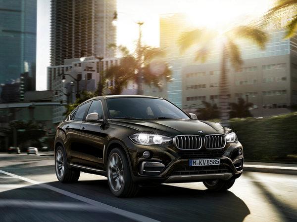 新BMW X6悦贷金融计划 极致驾驶乐趣