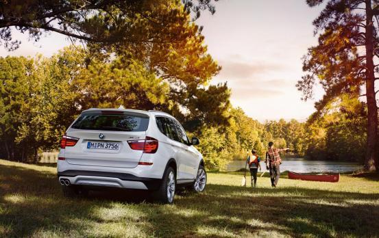 BMW X3激动旅程 整装待发