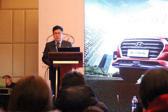 高性价比SUV 北京现代新一代ix35上市