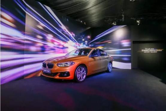 运动时尚两不误 更有潮流范儿 全新BMW 1系运动轿车