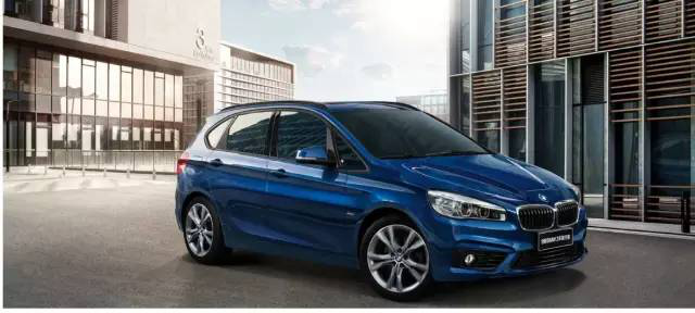 春天来了 BMW 2系旅行车带你去旅行