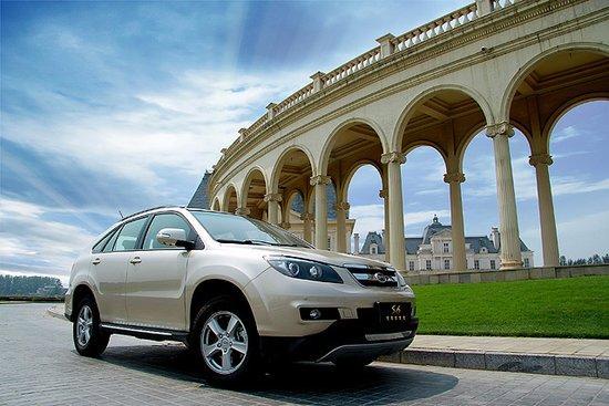 2014款比亚迪s6车型 比亚迪s6七座版售8.49万元起 高清图片