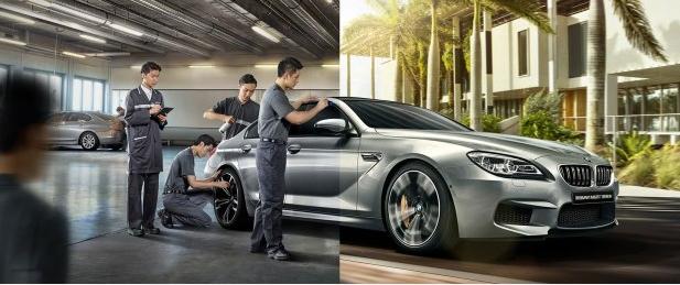 原厂的保护 让您的BMW活力焕发