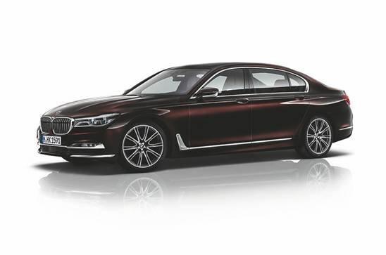 全新BMW 7系个性化定制系列风范上市,致敬创变领袖