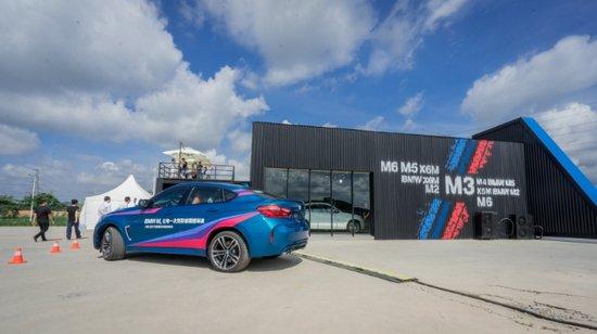 2017 BMW M驾控体验日深圳站续写传奇驾驭