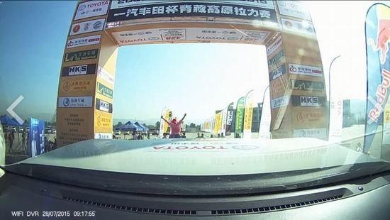 海圳—中国梦想助力中国青藏高原拉力赛