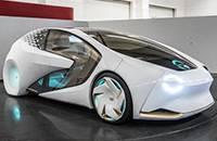 丰田概念车于CES亮相 可实现完全自动驾驶