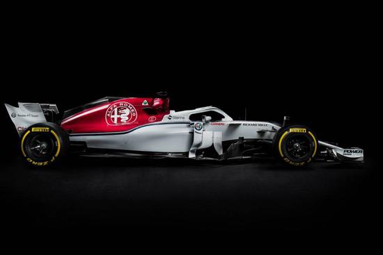 阿尔法·罗密欧索伯F1车队发布新赛车C37