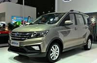 昌河M70将于1月12日上市 后驱家用MPV车型