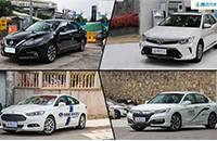 [导购]热销中型车 凯美瑞/天籁等降4.3万