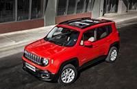 2017款全新Jeep自由侠上市 同级唯一敞篷SUV