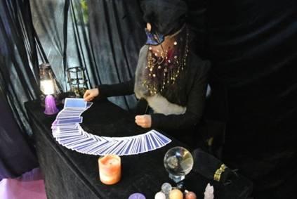 神秘塔罗牌占卜