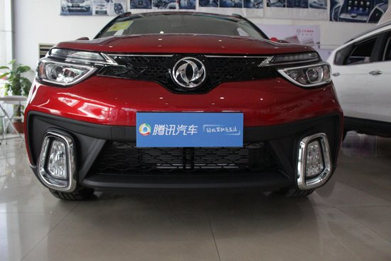 """东风风神3.0时代的首款车型""""喵将""""AX4,将于9月份上市"""
