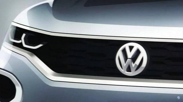 一汽大众首款SUV T-ROC将于8月23日正式亮相