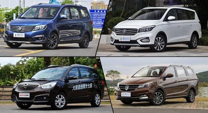 自主SUV黄金排量 1.3T城市型SUV推荐