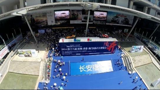 2017深港澳车展6月3日:锋芒毕露,强势回归