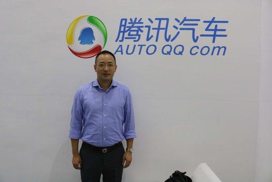 深港澳车展专访:大昌行集团董事长兼总经理李晨迪