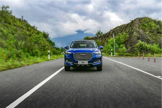 哈弗F5深圳国际车展上市 售价10万起显诚意