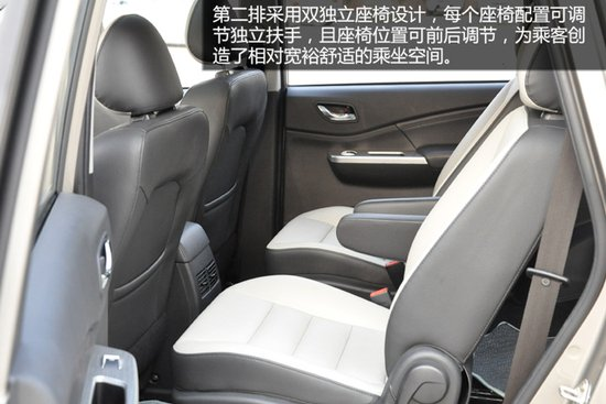 实拍东风风行S500-全能型家用7座MPV先行者 腾讯汽车实拍风行S500高清图片