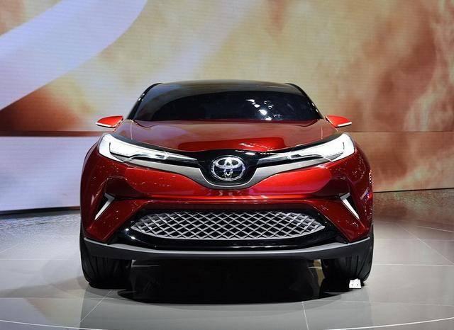 丰田再出重磅小型SUV 将亮相广州车展