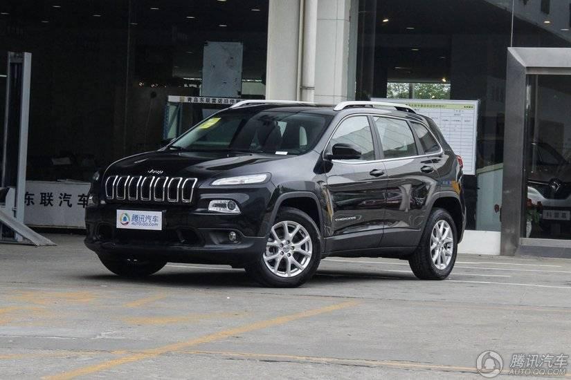 [腾讯行情]石家庄 Jeep自由光现金优惠1万
