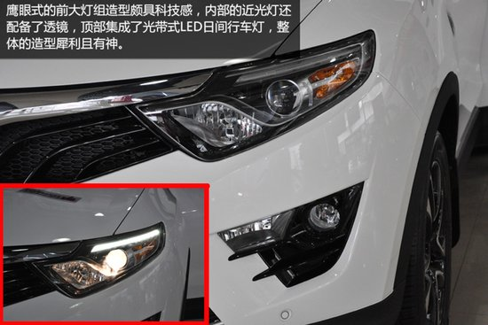 东南汽车SUV诚意之作 全新东南DX7到店实拍高清图片